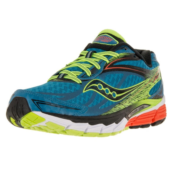 Saucony Men's Ride 8 Blue Running Shoe