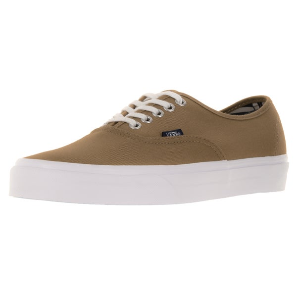 Vans Unisex Authentic Deck Club Khaki Skate Shoe