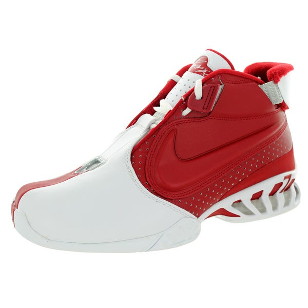 Nike Men's Air Zoom Vick II White/Varsity Red/Mlc Silver Training Shoe