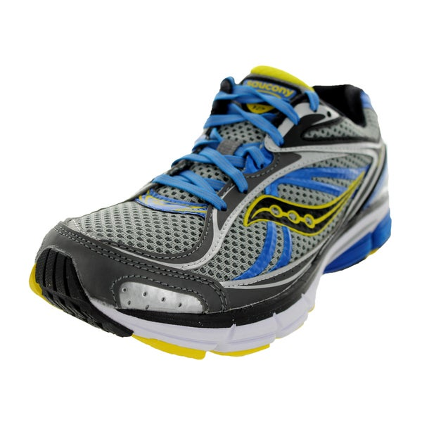 Saucony Men's Omni 12 Blue Running Shoe