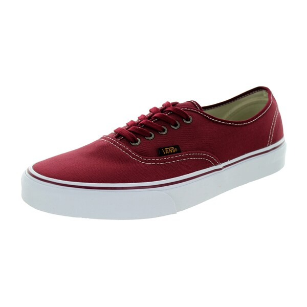 Vans Unisex Authentic Surplus Port Royale Canvas Skate Shoes