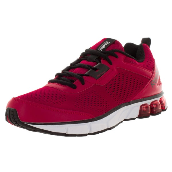Reebok Men's Jet Dashride Red Mesh Running Shoes