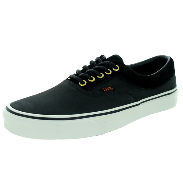 Vans Unisex Era 46 Pro Black Textile Skate Shoes