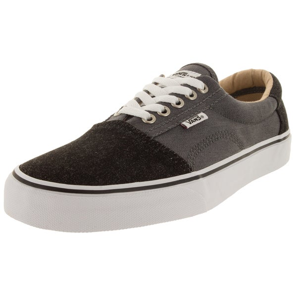 Vans Men's Rowley Pro Black Textile Skate Shoes