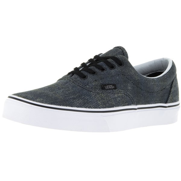 Vans Unisex Era Blue Denim Skate Shoes
