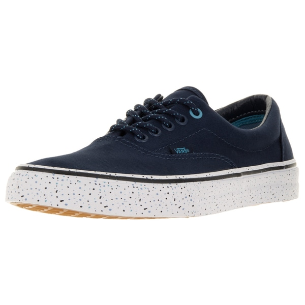 Vans Unisex Era Speckle Dress Blues/True White Canvas Skate Shoe