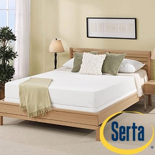 Serta 8-inch Queen-size Memory Foam Mattress