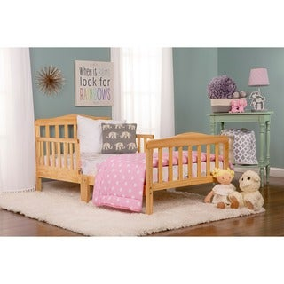 Mikaila Nerida Wood Toddler Sleigh Bed 16027429