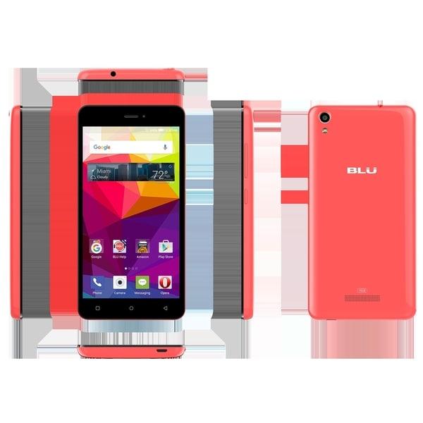BLU Studio M HD S110U Unlocked GSM Phone - Pink
