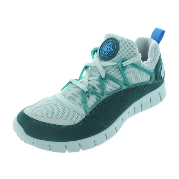 Nike Free Huarache Light Running Shoes Neutral Grey Atmc