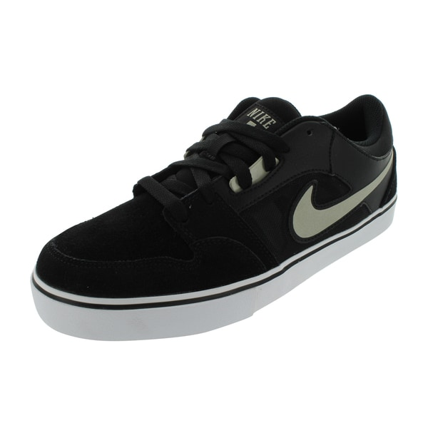 Nike Ruckus 2 Lr Skate Shoes Black/Stone Grey/White