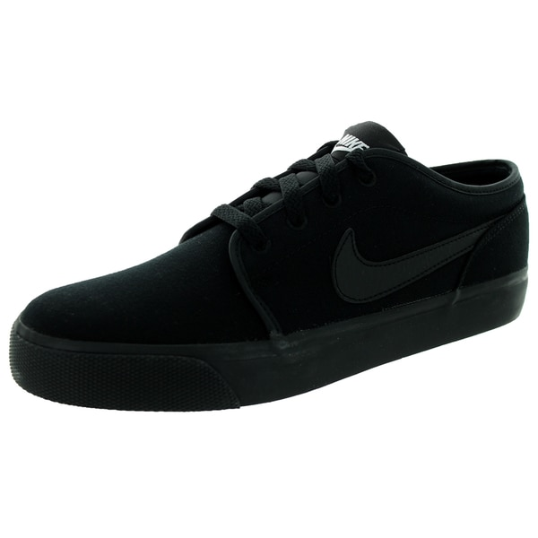 Nike Men's Toki Low Txt Black Casual Shoe