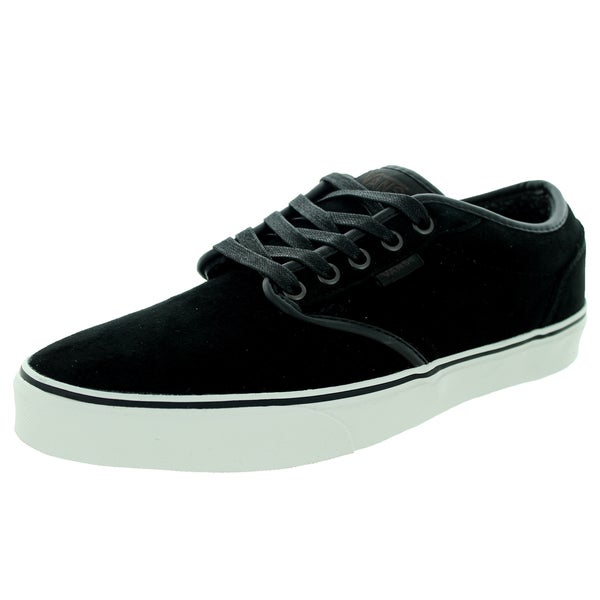 Vans Men's Atwood Mte Black/Marshmallow Skate Shoe