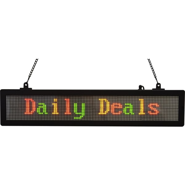 Royal Sovereign RSB-1410 Led Sign - Multi