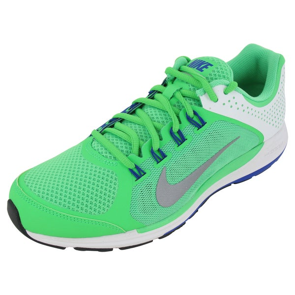 Nike Zoom Elite+ 6 Running Shoes Psn G/Rflct Slvr/ite/Hy