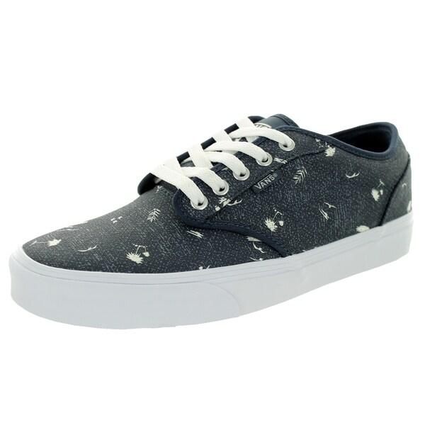 Vans Men's Atwood Beach Ombre Blue/Mystic Blue Skate Shoe