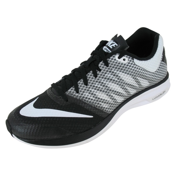 Nike Lunarspeed+ Running Shoes Black/White