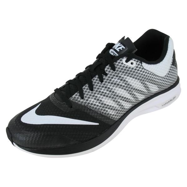Nike Lunarspeed+ Running Shoes Black/White
