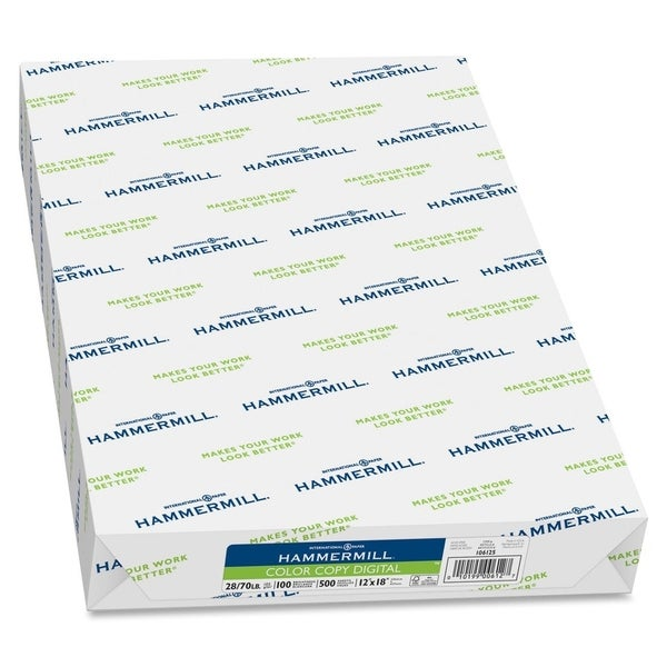Hammermill Color Copy Paper - White (500/Ream)