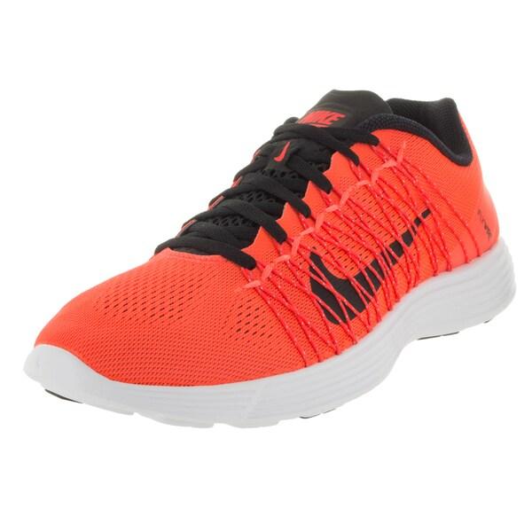 Nike Men's Lunaracer+ 3 /Black/Brgh/White Running Shoe