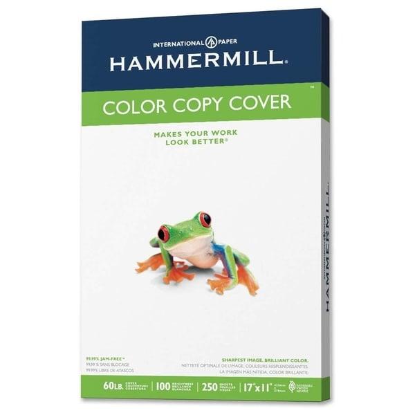 Hammermill Color Copy Cover Paper - White (250/Ream)