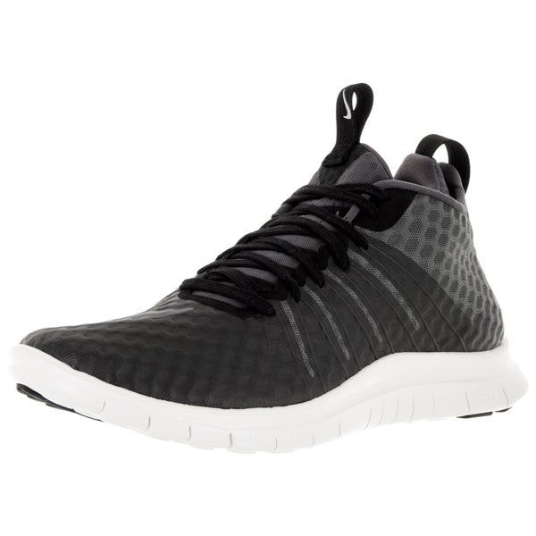 Nike Men's Free Hypervenom 2 Fs Black/Dark Grey/Ivory Running Shoe