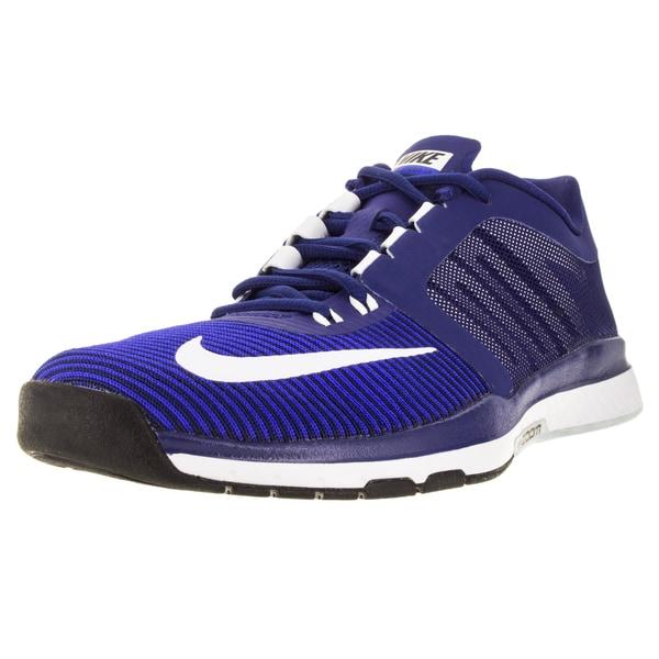 Nike Men's Zoom Speed Tr3 Dp Royal Blue/White/Black Training Shoe