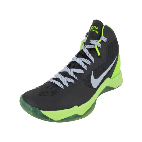 Nike Zoom Hyperdisruptor Basketball Shoes Night Stadium/Pr Platinum/Vlt