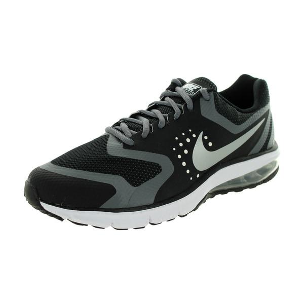 Nike Men's Air Max Premiere Run Black/Mlc Silver/Dark Grey/White Running Shoe