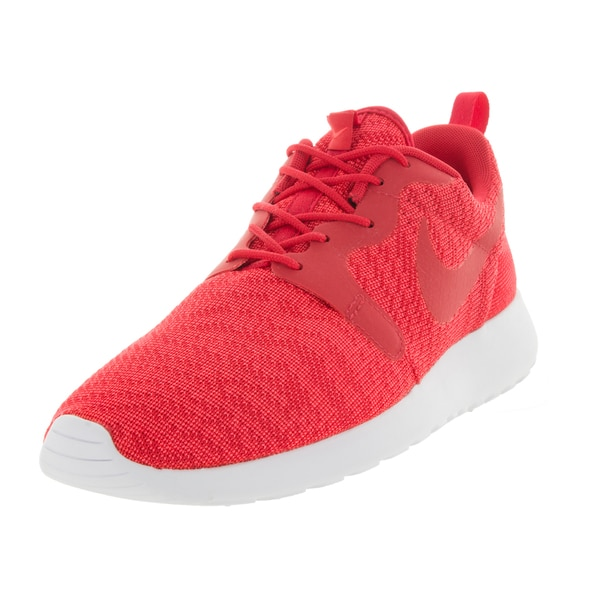 Nike Men's Roshe One Kjcrd Hyper Red/Hyper Red/Ht Lv/White Running Shoe