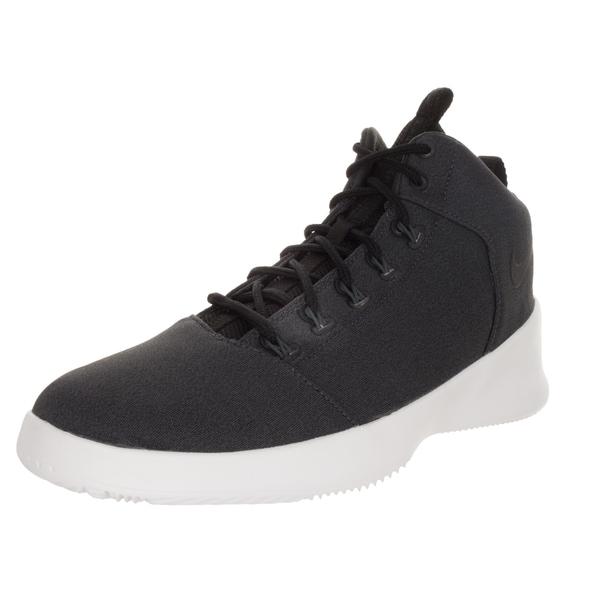 Nike Men's Hyperfr3Sh Anthracite/Summit White/Black Basketball Shoe