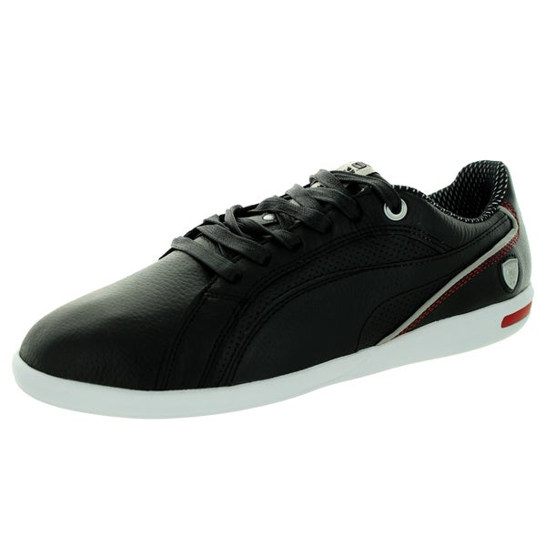 Puma Men's Primo Sf 10 Black/Black Casual Shoe