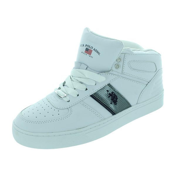 U.S. Polo Assn. Treat Casual Shoes White/Charcoal/Navy