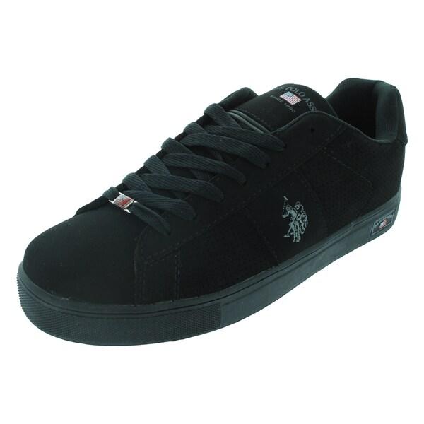 U.S. Polo Assn. Tris 3 Lo x Casual Shoes Black Nb Mono/Charcoal