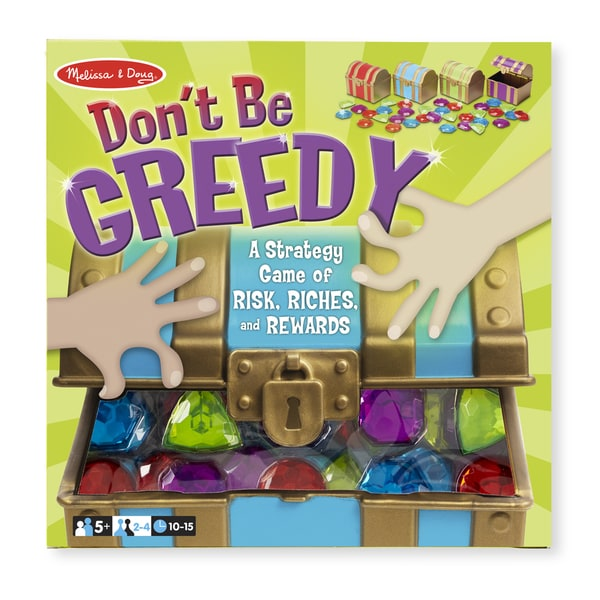 Melissa & Doug Don't Be Greedy 19434892