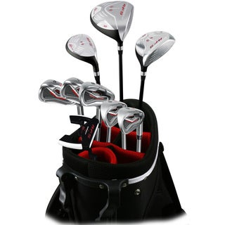 Nextt Golf AFS Aftershock Mens Rigt Hand Package set Stand Bag