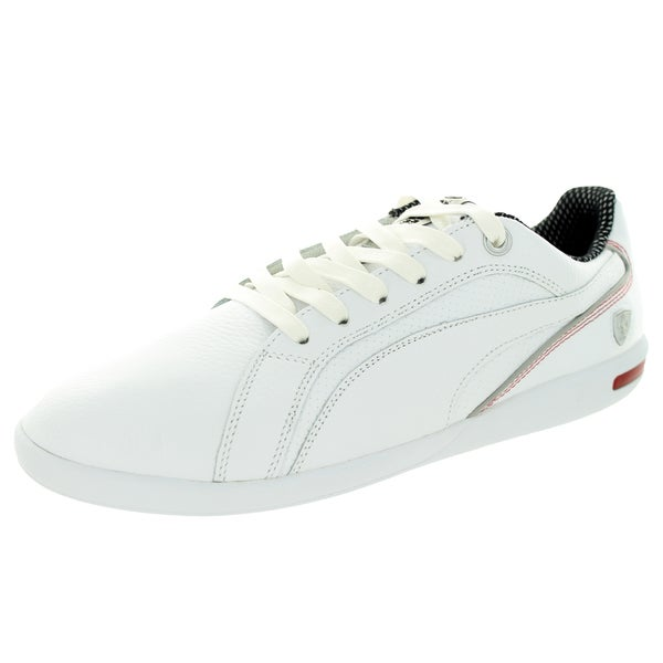 Puma Men's Primo Sf 10 White/White Casual Shoe 19435758