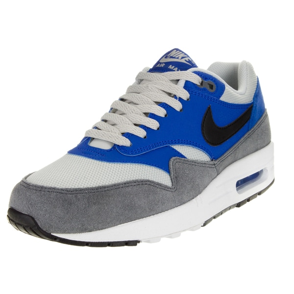 Nike Men's Air Max Essential Hyper Cobalt/Black/Dark Grey Running Shoe