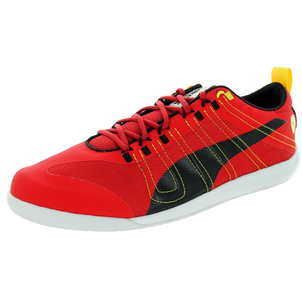 Puma Tech Everfit + Sf 10 Rosso Corsa/Black Casual Shoe