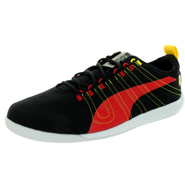 Puma Tech Everfit + Sf 10 Black/Rosso Corsa Casual Shoe