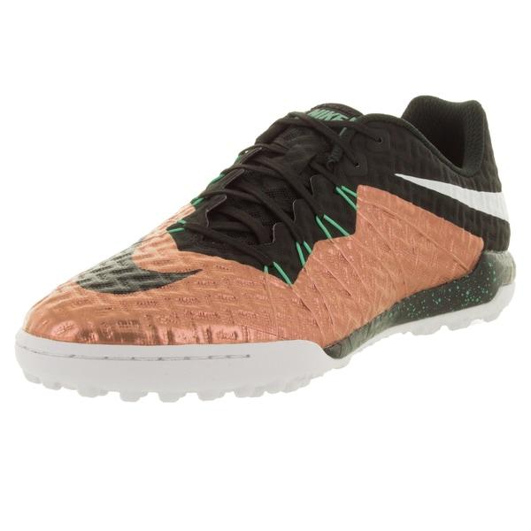 Nike Men's Hypervenomx Finale Tf Rd Bz/G Glw/Black/White Turf Soccer Shoe