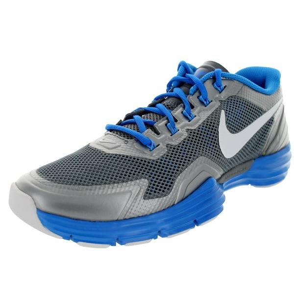 Nike Men's Lunar Tr1 Cool /White/Photo Blue Training Shoe 19436080