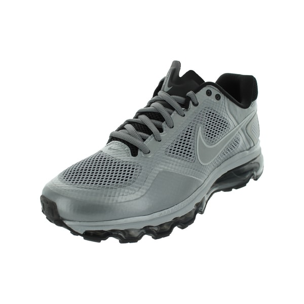 Nike Air Trainer 1.3 Max Breathe Training Shoes Cool Grey/Rflct Slvr/Black