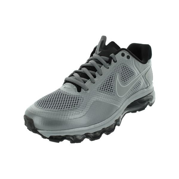 Nike Air Trainer 1.3 Max Breathe Training Shoes Cool Grey/Rflct Slvr/Black