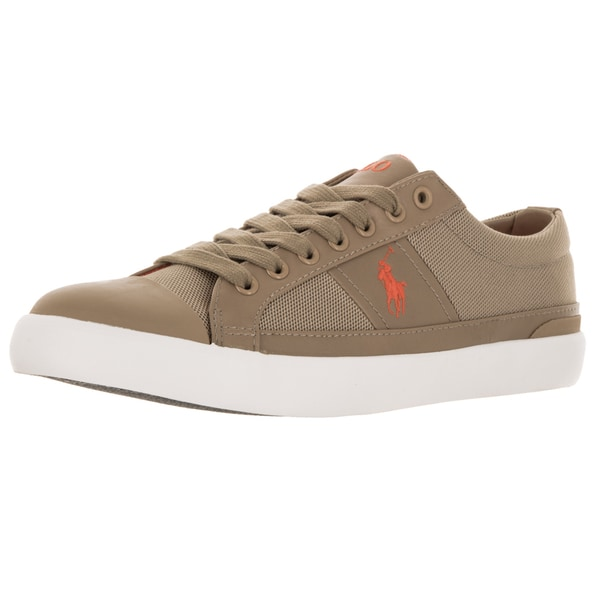 Polo Ralph Lauren Men's Churston Khaki Casual Shoe