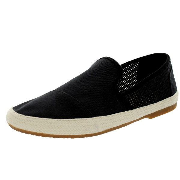 Toms Men's Sabados Black Freetown Casual Shoe