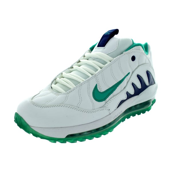 Nike Total Griffey Max 99 Training Shoes White/New Green/Dp Royal Blue