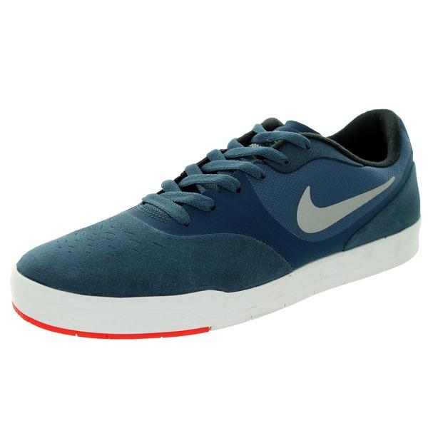 Nike Men's Paul Rodriguez 9 Cs Squadron Blue/Mlc Silver/Black Skate Shoe