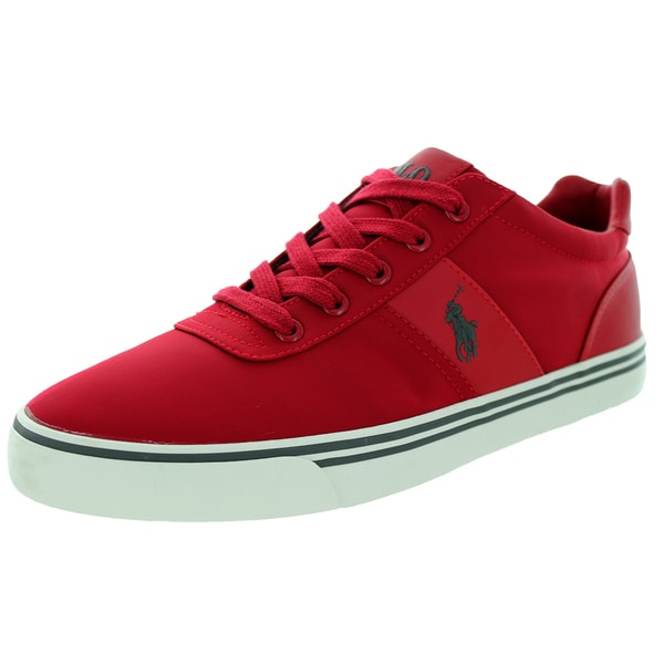 Polo Ralph Lauren Men's Hord Rl Red Casual Shoe