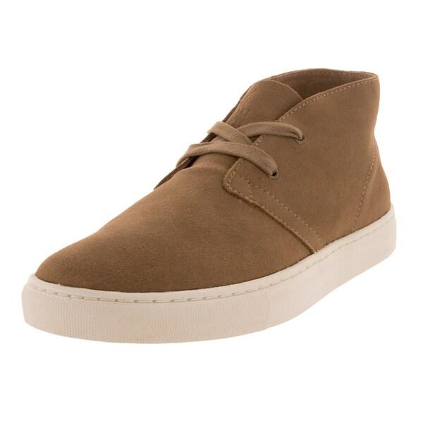 Polo Ralph Lauren Men's Joplin Dark Tan Casual Shoe